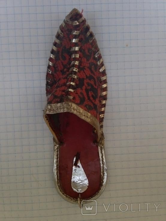 Башмачок сувенирный, фото №2