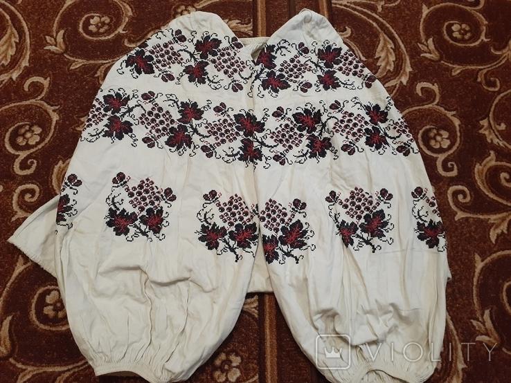 Сорочка жіноча Куцик #1, фото №2