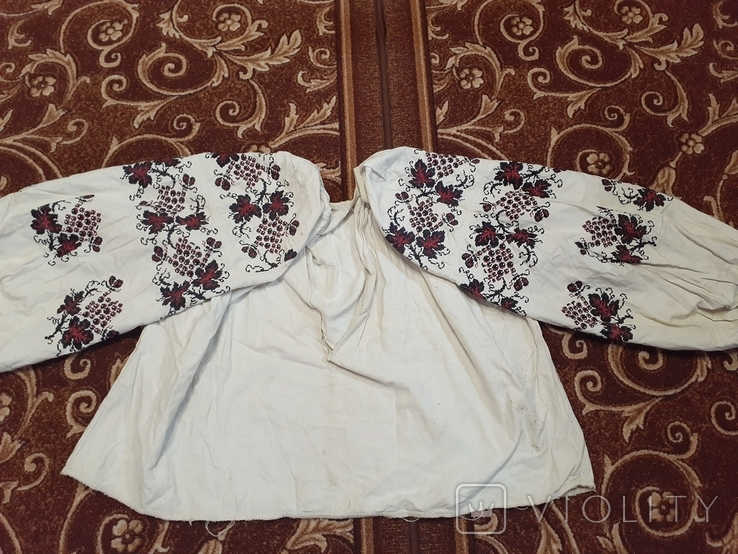 Сорочка жіноча Куцик #1, фото №5