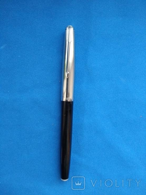 Чернильная ручка с тонким пером, фото №2