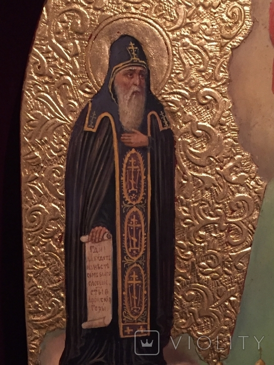 Икона Киево Печерской Богородицы, фото №3