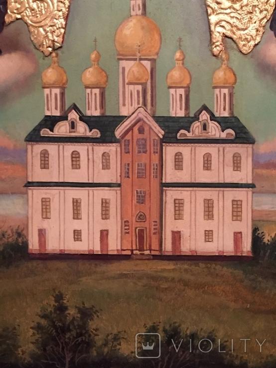 Икона Киево Печерской Богородицы, фото №6