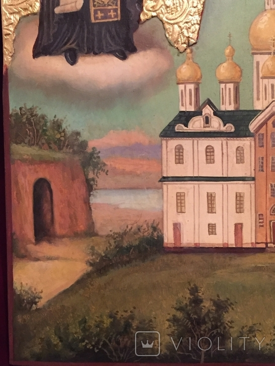 Икона Киево Печерской Богородицы, фото №7
