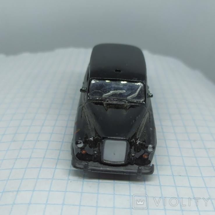 Машинка Austin FX4 London Taxi (9.20), фото №3