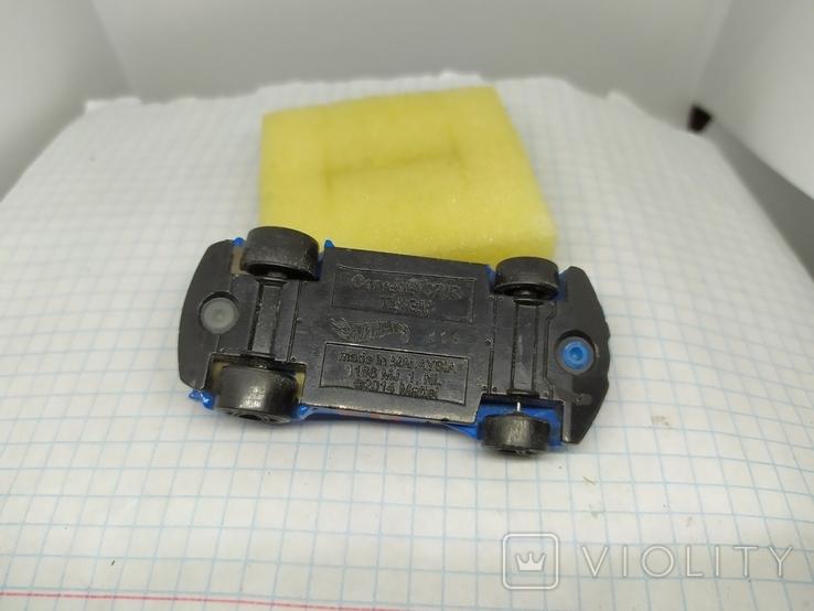Машинка Hot Weels. Corvette C7.R (9.20), фото №10