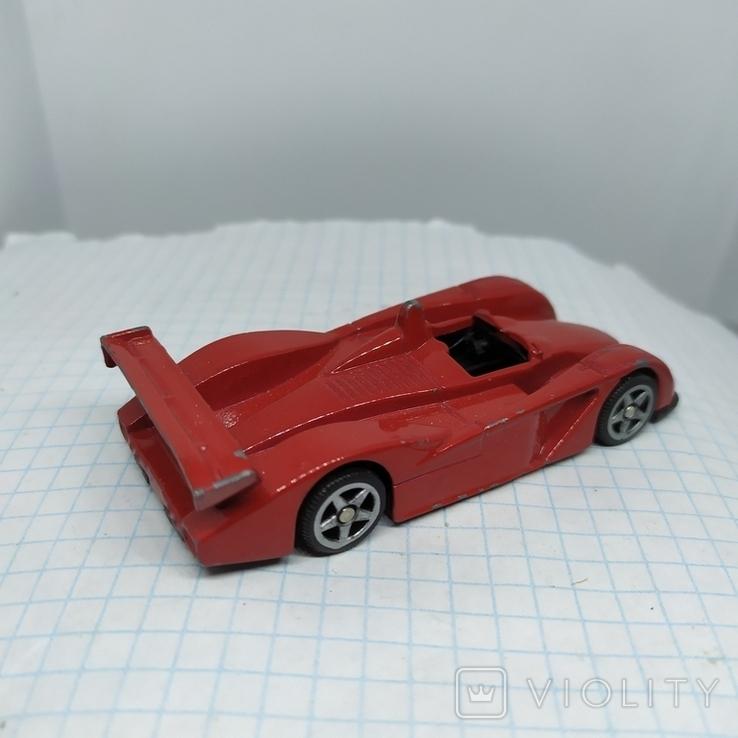 Машинка Sikuracer (9.20), фото №7