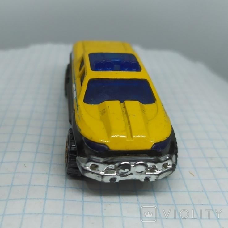 Машинка 2013 Mattel (9.20), фото №3