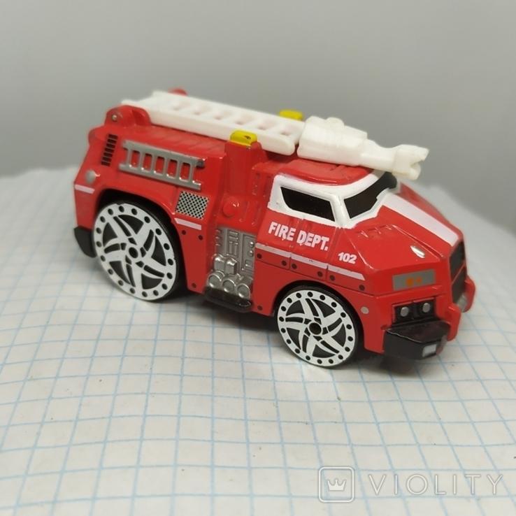 Машинка Пожарная (9.20), фото №2
