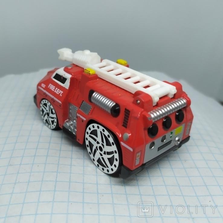 Машинка Пожарная (9.20), фото №5