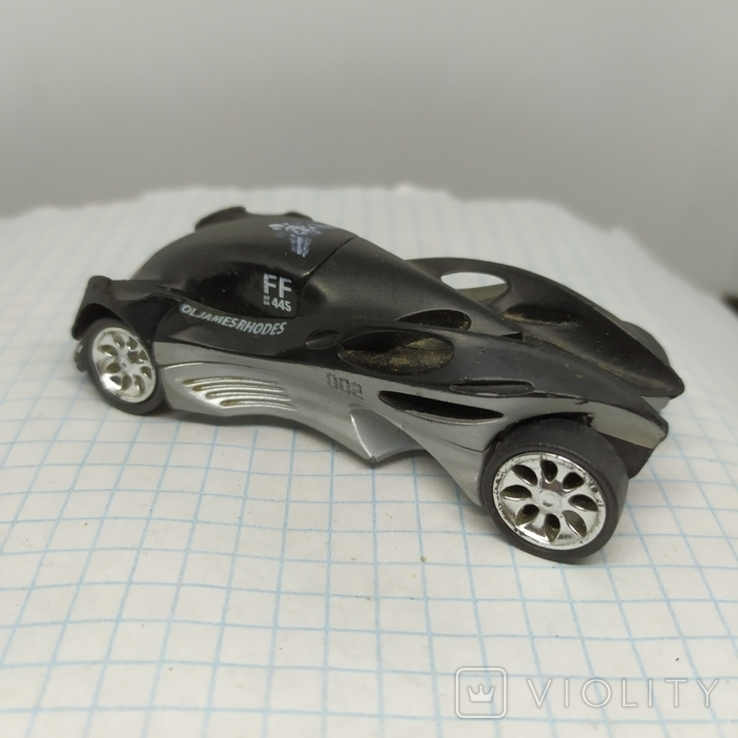 Машинка гоночная (9.20), фото №2