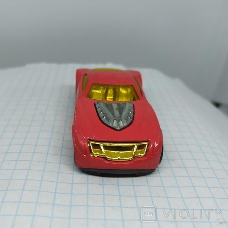 Машинка 2003 Пожарная. Hot Weels. (9.20), фото №3