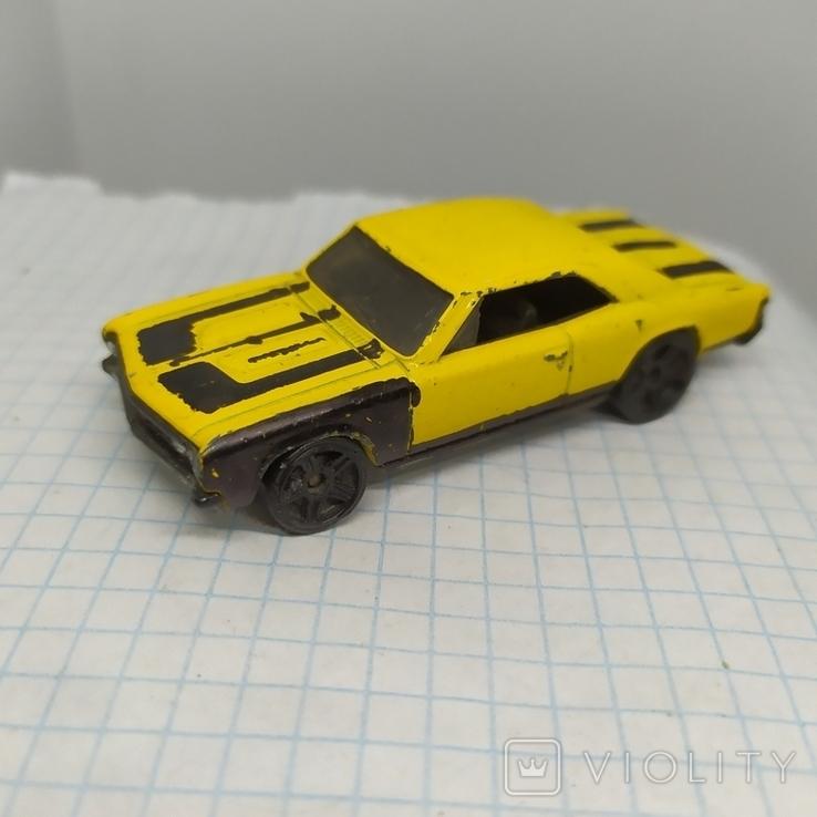 Машинка Chevelle SS 396 (9.20), фото №4