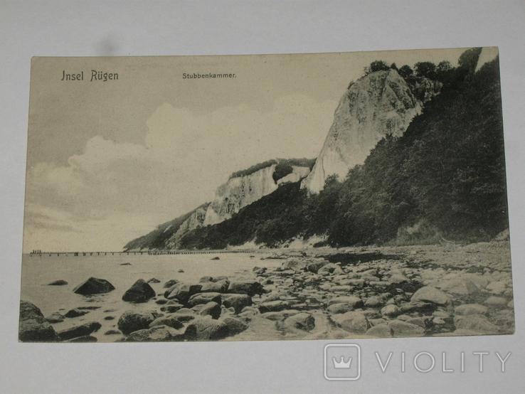 Открытка 1900-1920 годы. № 175  Jnsel Rugen, фото №3