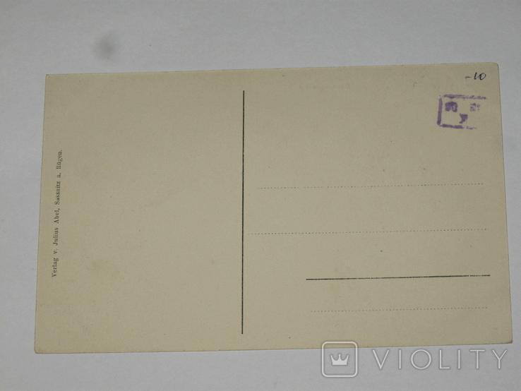 Открытка 1900-1920 годы. № 175  Jnsel Rugen, фото №4