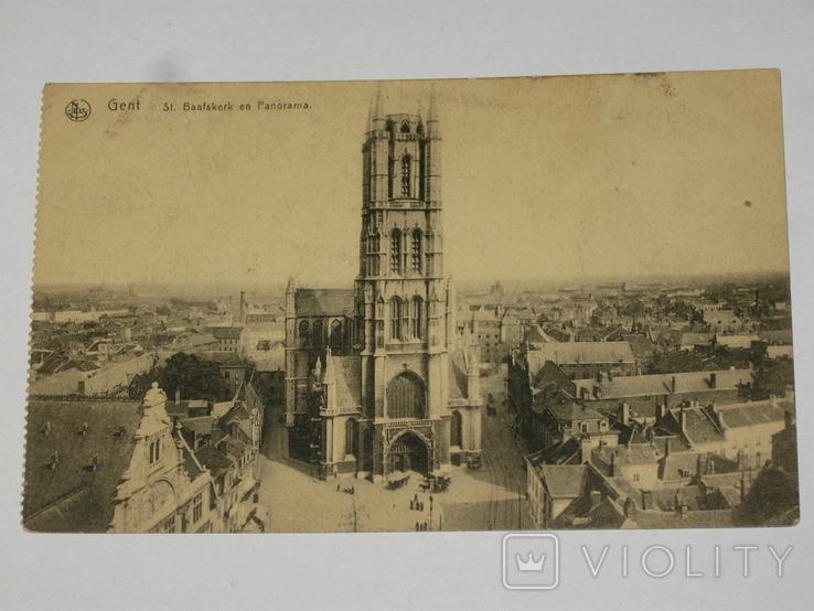Открытка 1900-1920 годы. № 176  Gent, фото №3