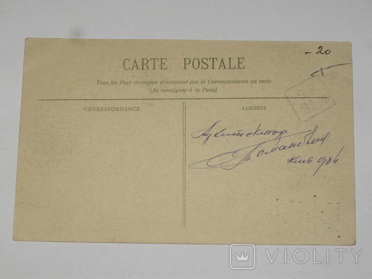 Открытка 1900-1920 годы. № 178  Nancy, фото №4