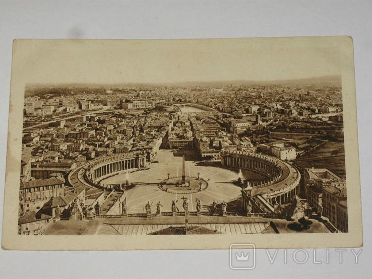 Открытка 1900-1920 годы. № 179  Roma, фото №3