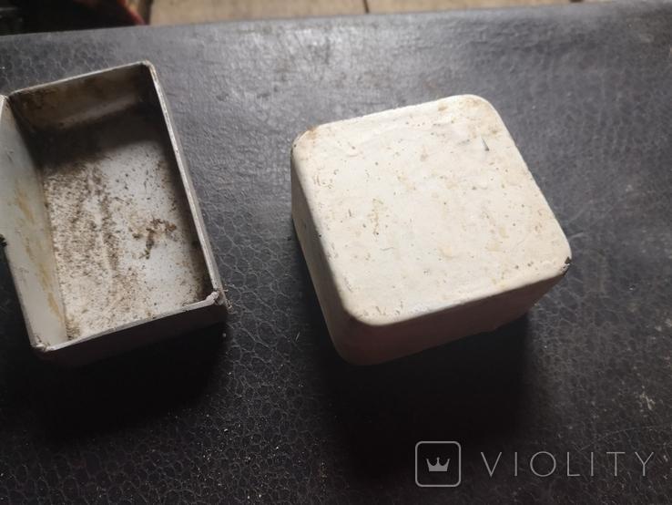 Пепельницы для спичек коробки магнит алюминий, фото №10