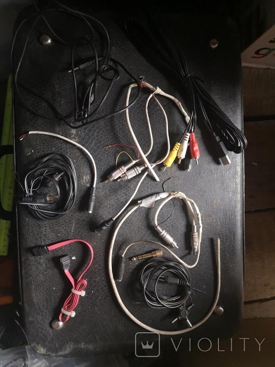 Шнуры штекеры, фото №2