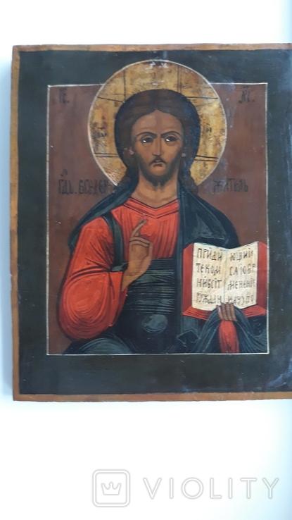Ікона Господь Вседержитель, фото №4
