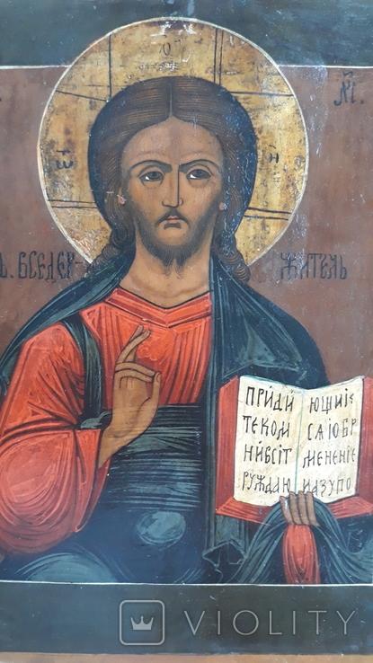 Ікона Господь Вседержитель, фото №2