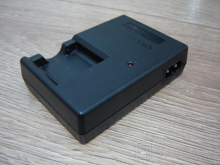 Зарядное Olympus LI-40C, фото №5