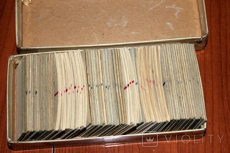 Арифметическое (детское) домино. 42+42 карточки, фото №3