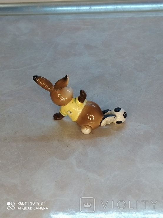 Статуэтка заяц, фото №3