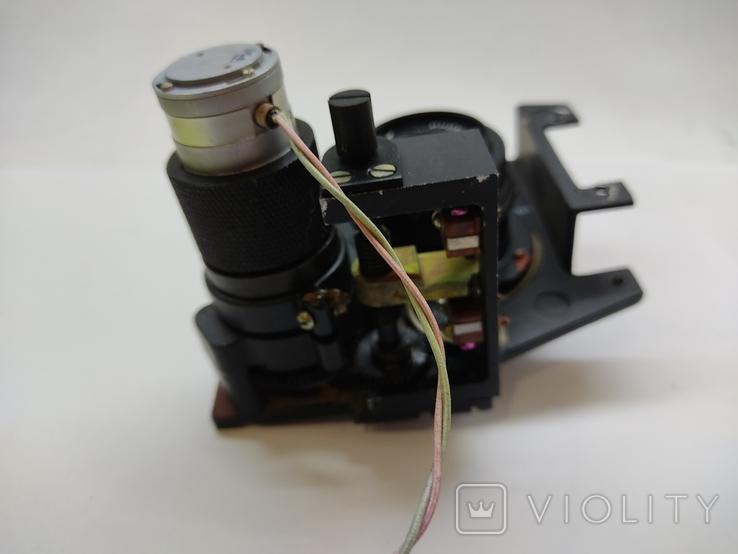Объектив Индустар 50 2 с видеокамерой от камеры видеонаблюдения времён СССР, фото №8