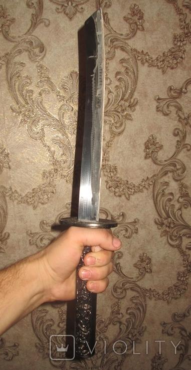 Самурайский меч катана сувенирная  47 см, фото №10