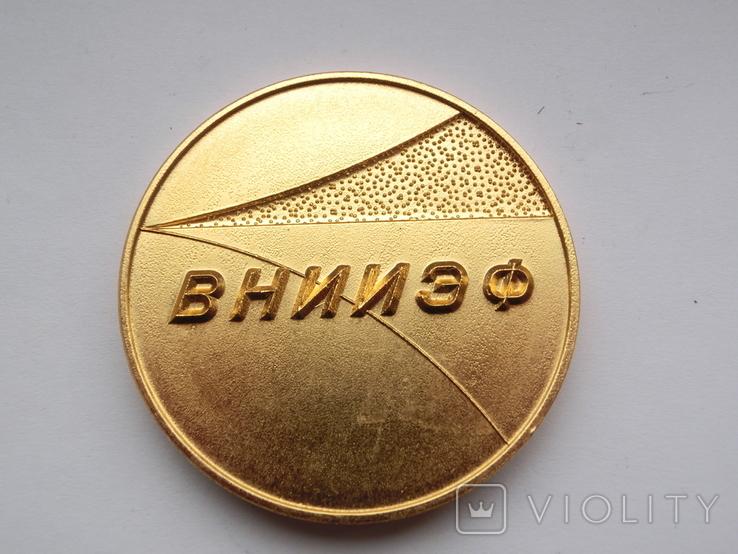 Российский Ядерный Центр ВНИИЭФ 1996г., фото №6