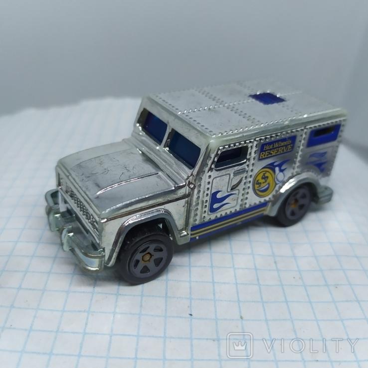 Машинка Hot Weels (9.20), фото №4