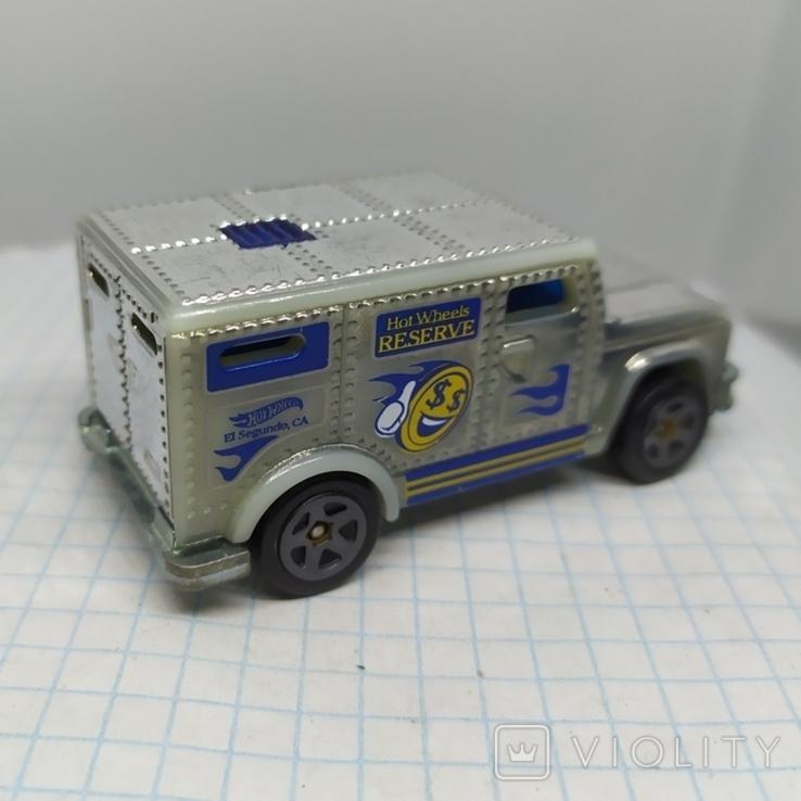 Машинка Hot Weels (9.20), фото №8