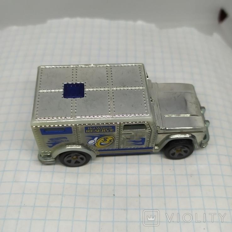 Машинка Hot Weels (9.20), фото №9