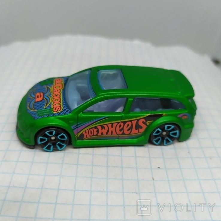 Машинка 2002 Hot Weels (9.20), фото №4