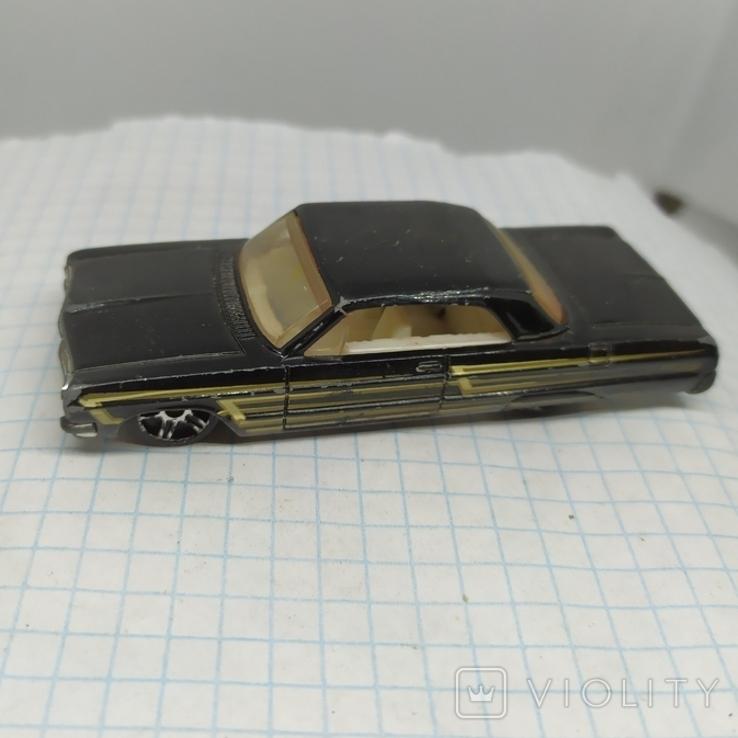 Машинка 2003 Hot Weels Impala (9.20), фото №4