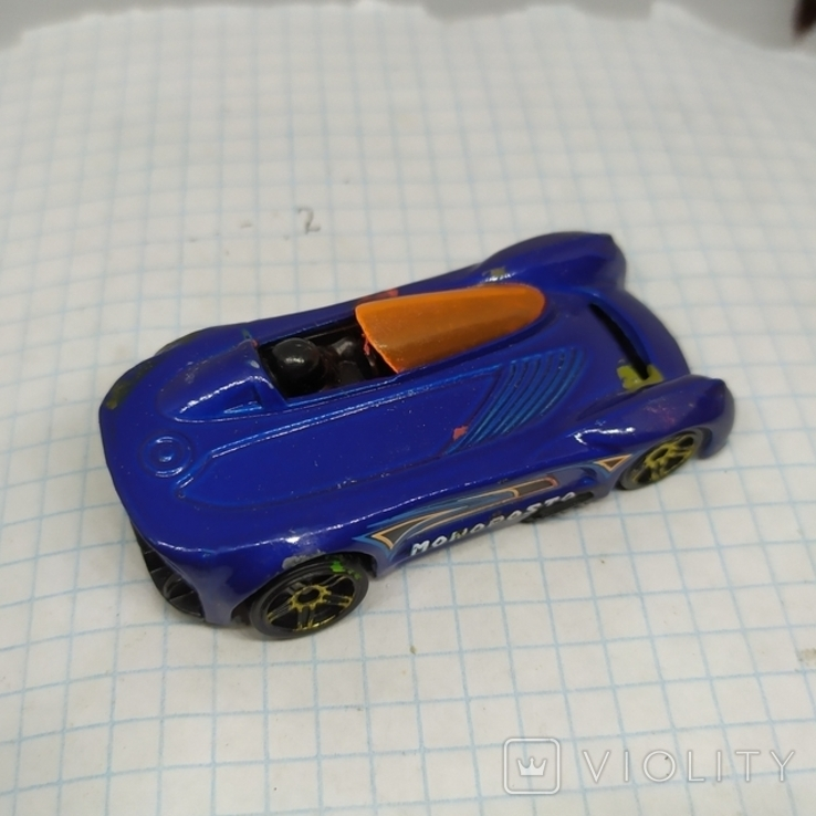 Машинка 2000 Hot Weels (9.20), фото №8
