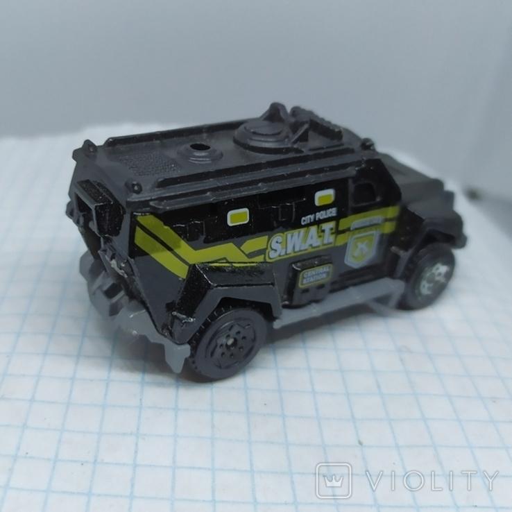 Машинка полицейская (9.20), фото №7