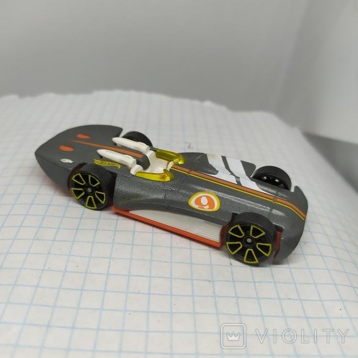 Машинка 2007 Hot Weels. Chevroletor  (9.20), фото №2