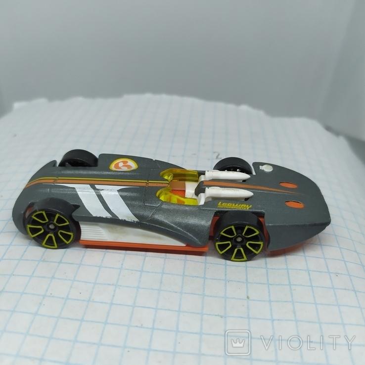 Машинка 2007 Hot Weels. Chevroletor  (9.20), фото №5