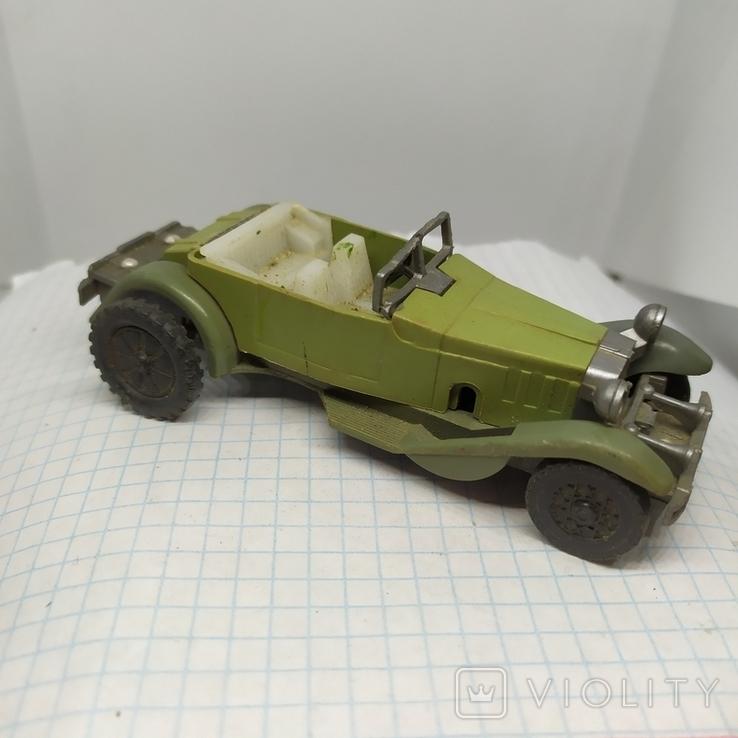 Машинка из СССР  (9.20), фото №2