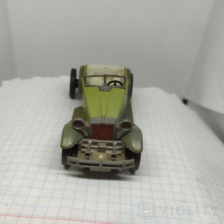 Машинка из СССР  (9.20), фото №5