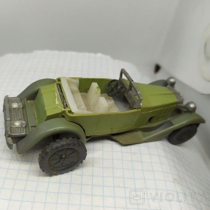 Машинка из СССР  (9.20), фото №9