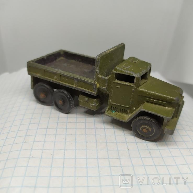 Машинка из СССР. металл  (9.20), фото №2