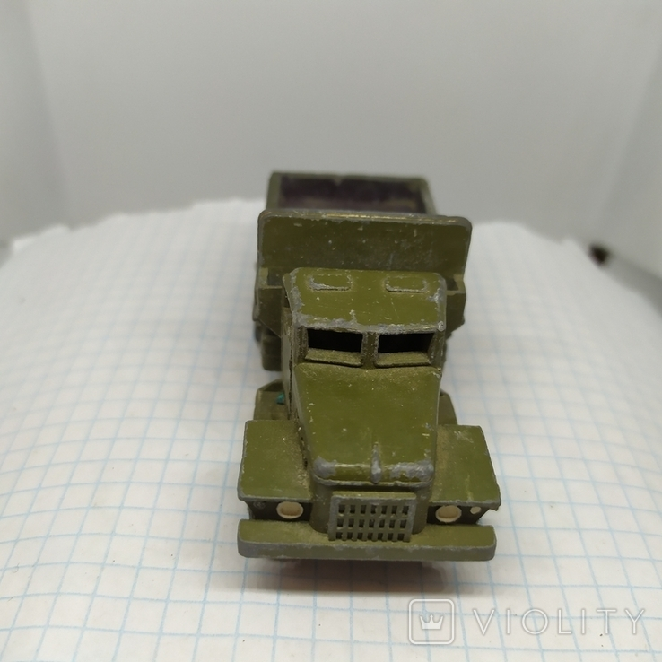 Машинка из СССР. металл  (9.20), фото №3
