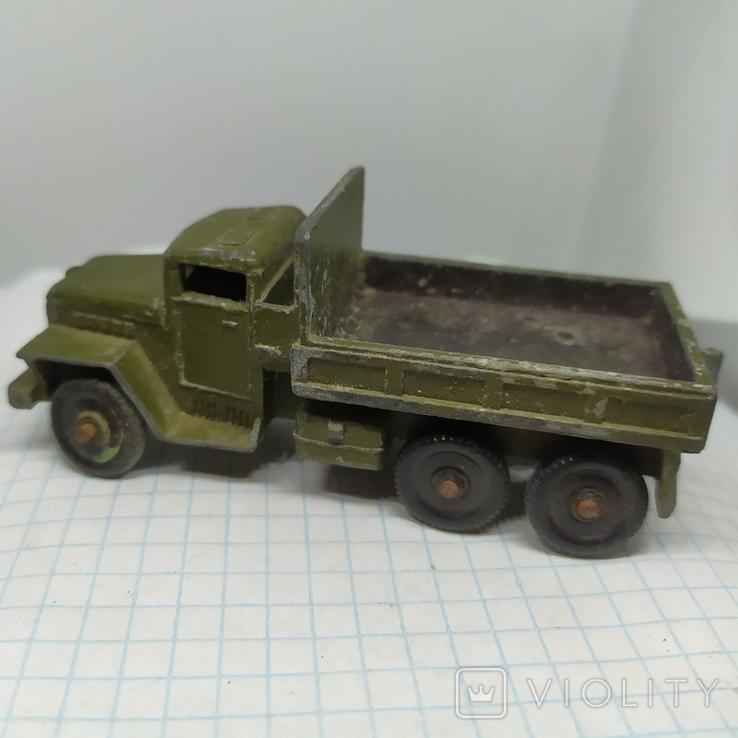 Машинка из СССР. металл  (9.20), фото №5