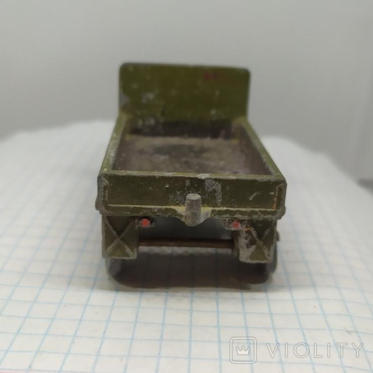 Машинка из СССР. металл  (9.20), фото №7