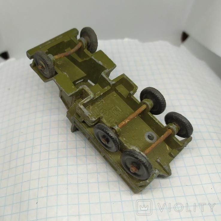 Машинка из СССР. металл  (9.20), фото №9