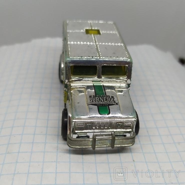 Машинка 1996 Hot Weels. (9.20), фото №3