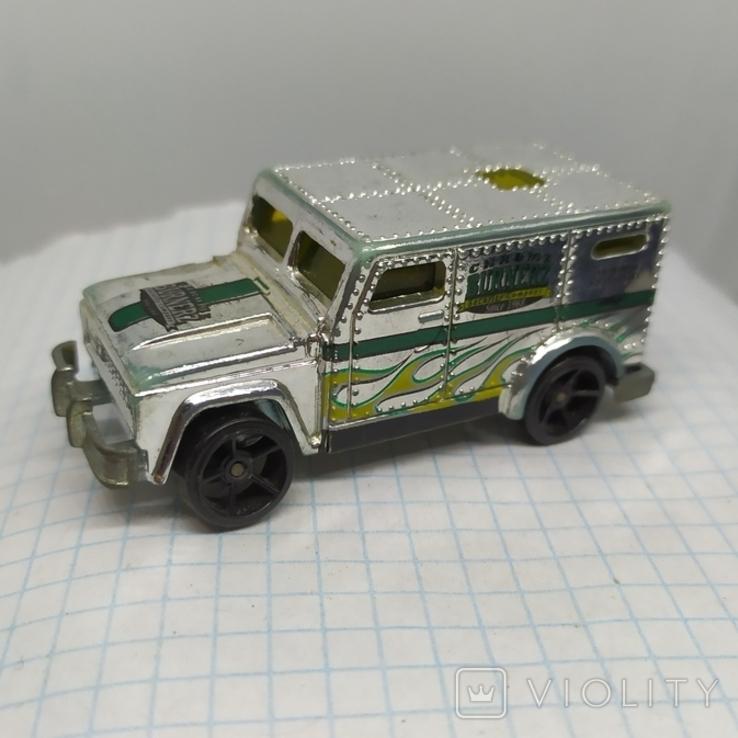 Машинка 1996 Hot Weels. (9.20), фото №4